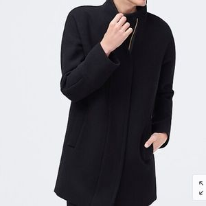 Jcrew Cocoon stadium coat